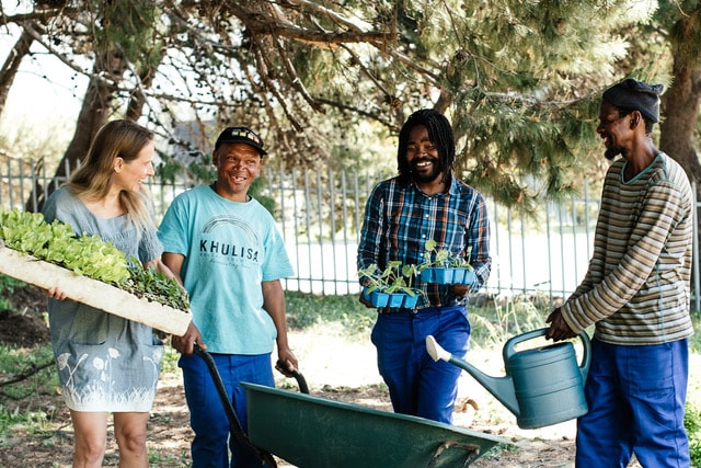 A Cape Town Farm is Tackling Homelessness From Its Roots