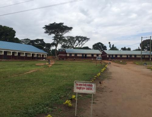PJ POWERS PLEDGES TO DEVELOP 'INVISIBLE' UGANDAN COMMUNITY